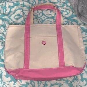 LL BEAN boat and tote bag brand new!
